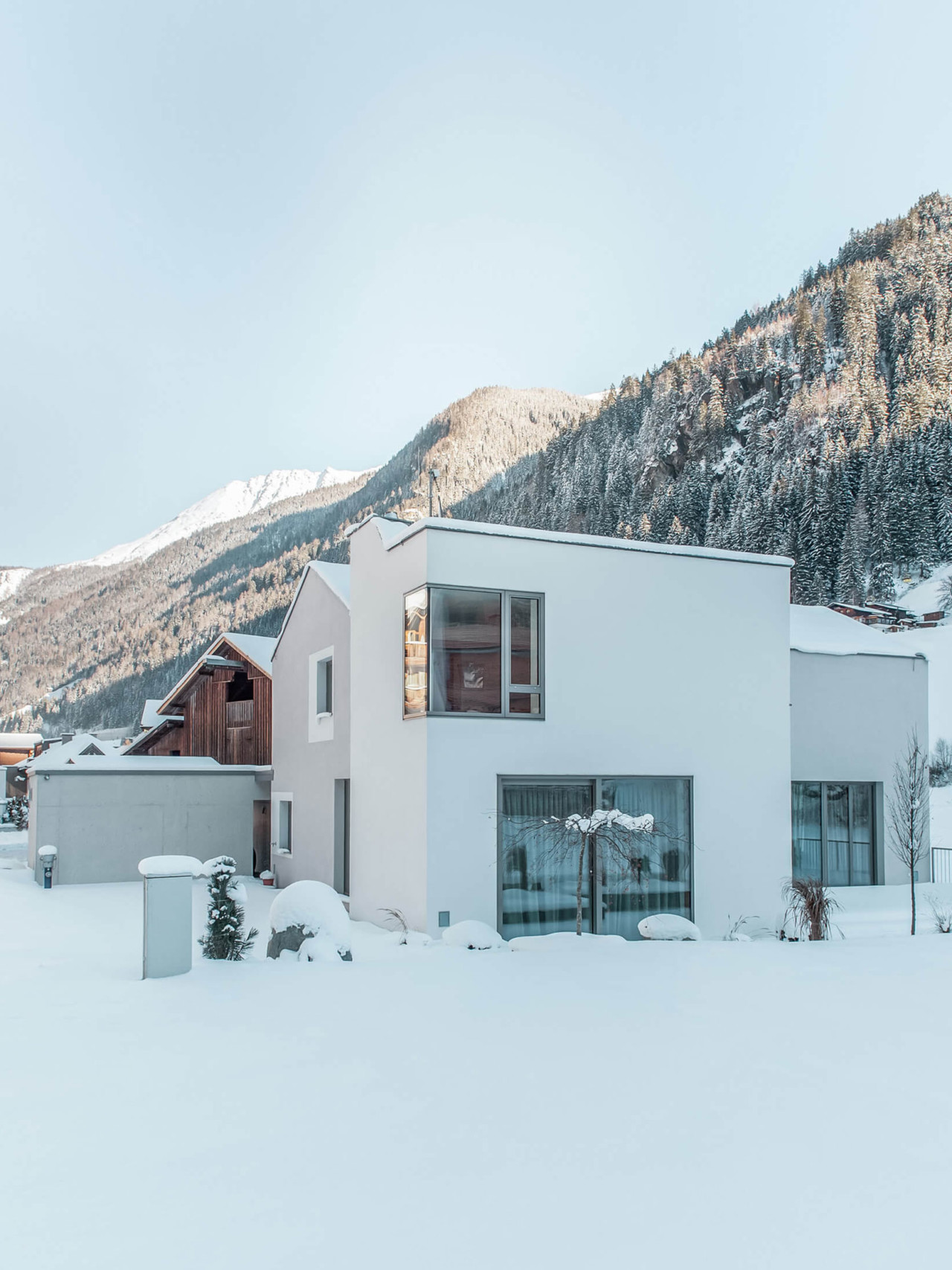 Laudinella Apart Home Winter